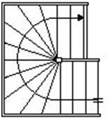 Trappen ontwerpen for Looplijn trap
