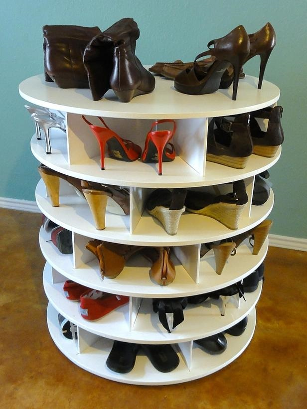 Shoes Are Organized In Boxes...to Protect Your Shoes They Are Lined With  Spanish Cedar Wood