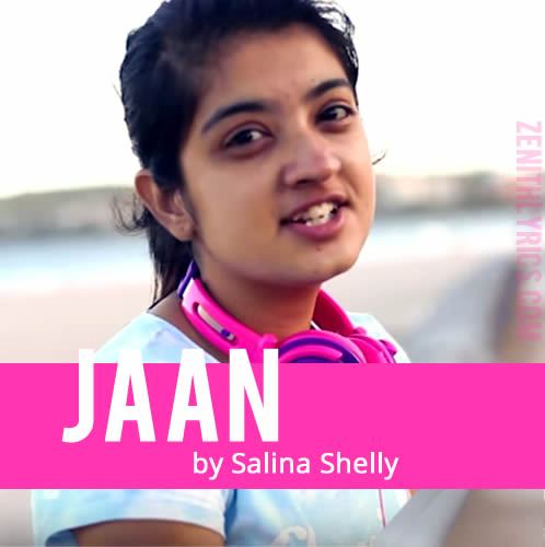 Jaan Cover by Salina Shelly