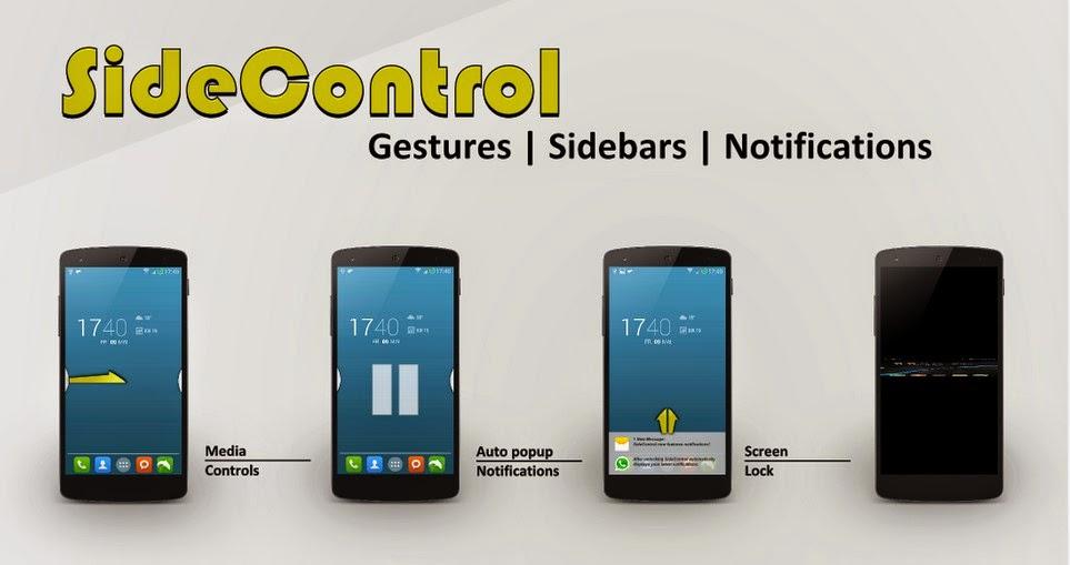 SideControl Pro v3.20 Apk
