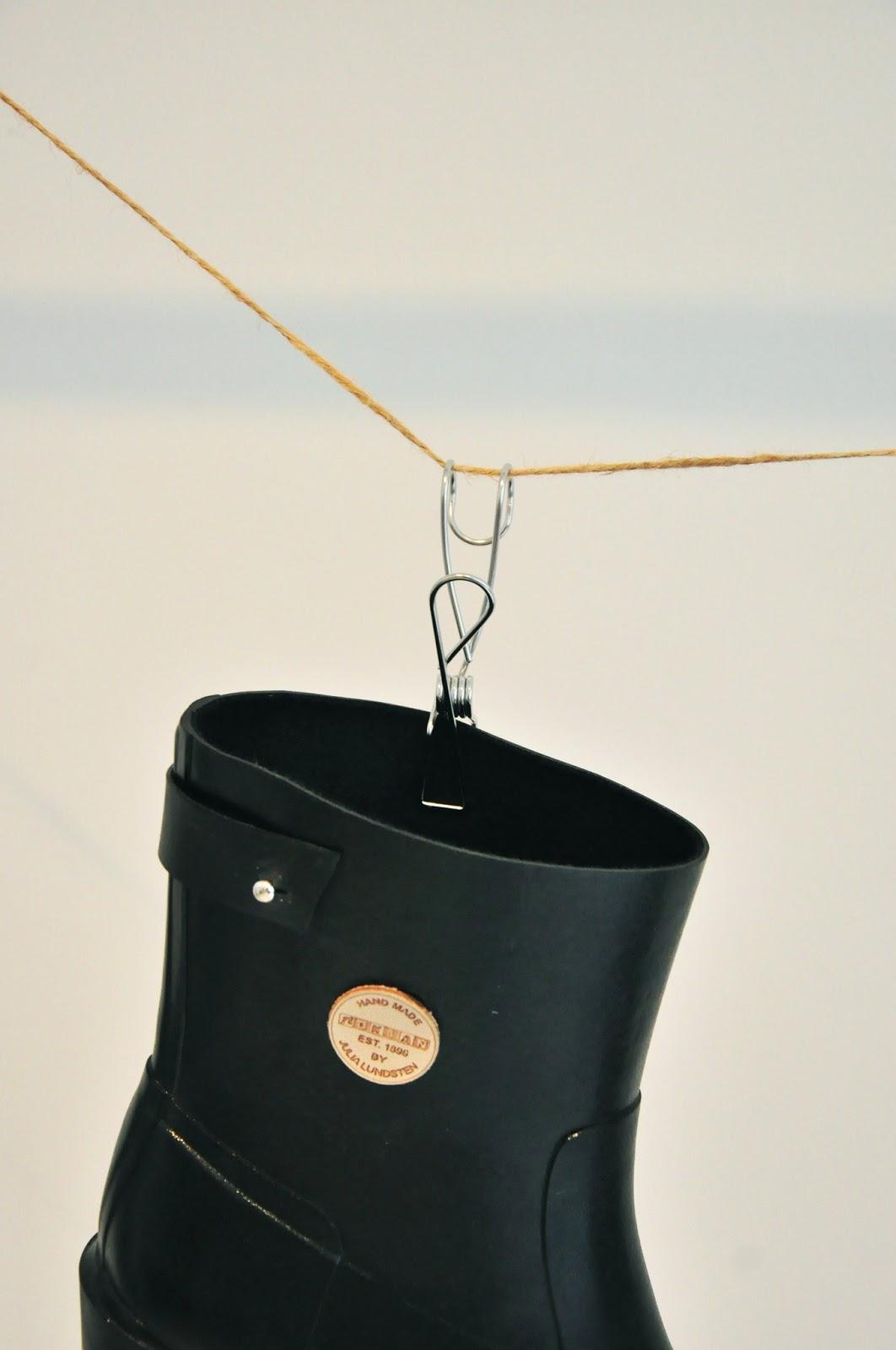 Nokia city rubber boots in garden - 1 1