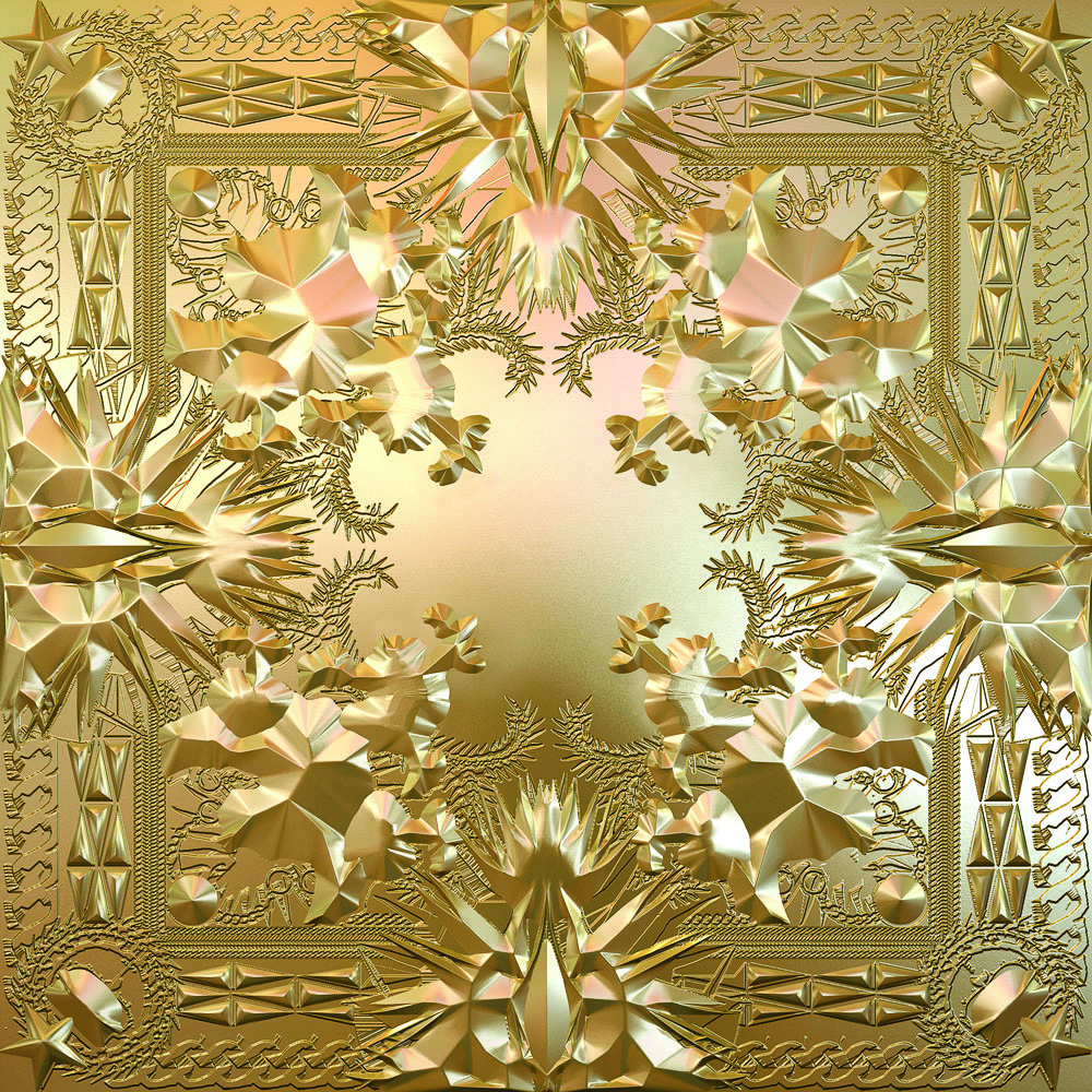 Jay-Z & Kanye West – Watch The Throne (Album Download)