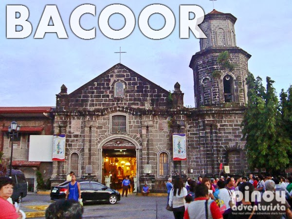 Bacoor Philippines  city photo : Here are some churches to visit if you want to do a visita iglesia in ...