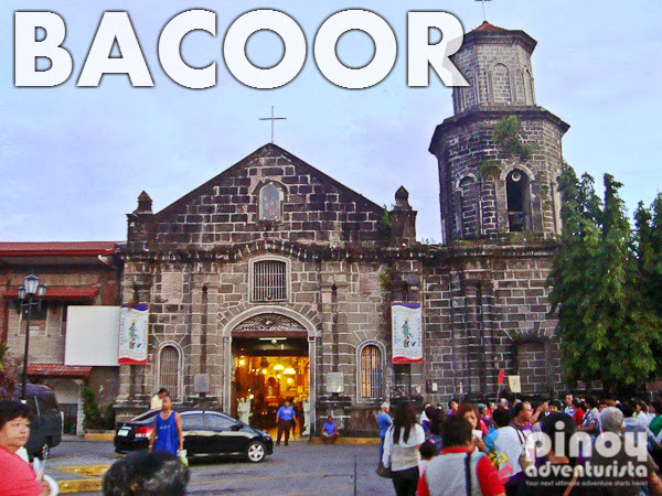 Bacoor Church in Cavite