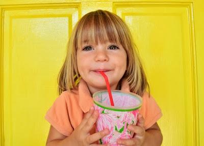 Aneka Minuman Sehat Untuk Anak, Buatan Sendiri