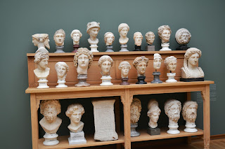Roma sculpture at  Ny Carlsberg Glyptotek