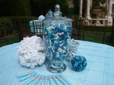 Frugal Home Design: DIY Baby Shower Decor Ideas