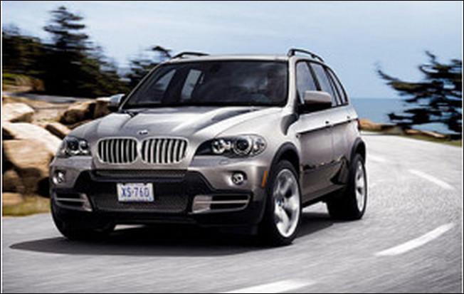 BMW X5 4.81SE