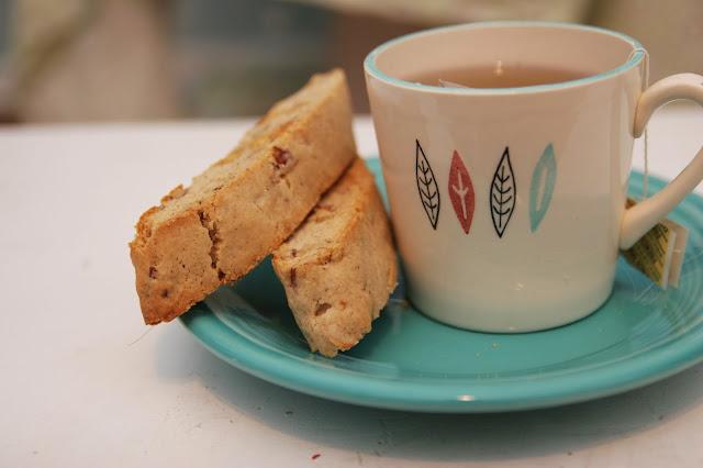 Cinnamon Biscotti :Homemade Ginger