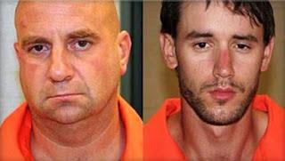 Steven Hayes (Left) and Joshua Komisarjevsky  AP PHOTO/CONNECTICUT STATE POLICE