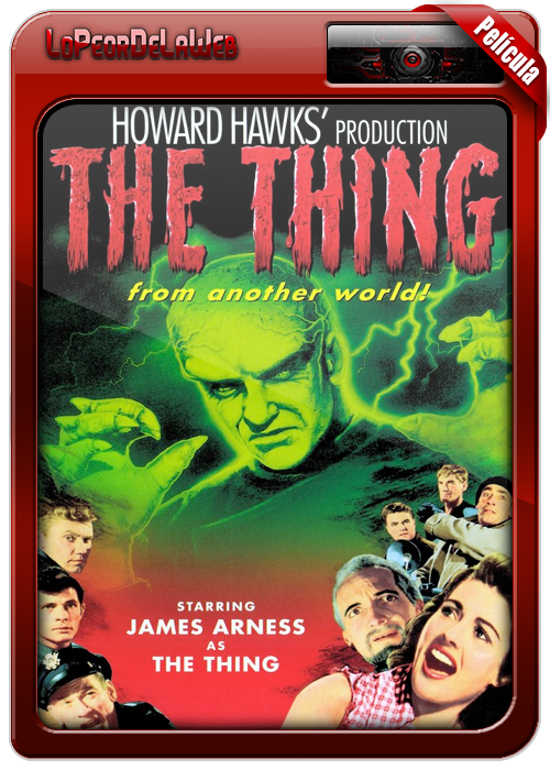 The Thing From Another World  (1951) [BrRip | Mega ]