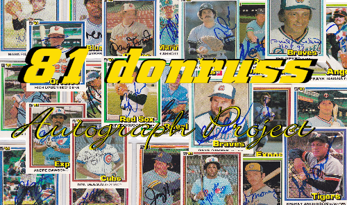 Autographed Cards