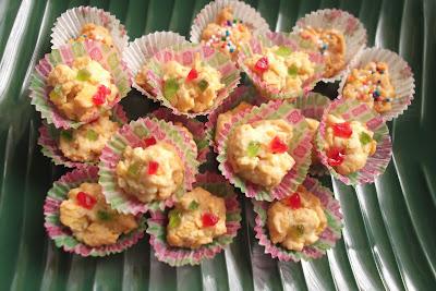 Biskut Cornflakes Rangup