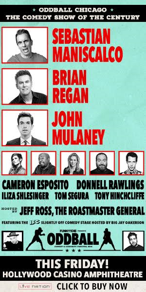 The Oddball Comedy Fest!