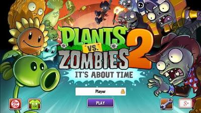 Plant vs Zombie 2 Apk Data Terbaru