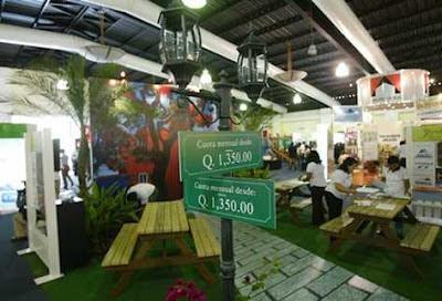 Expocasa 2012 oferta de proyectos Inmobiliarios en