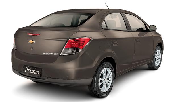 Novo Chevrolet Prisma 2015 sedan