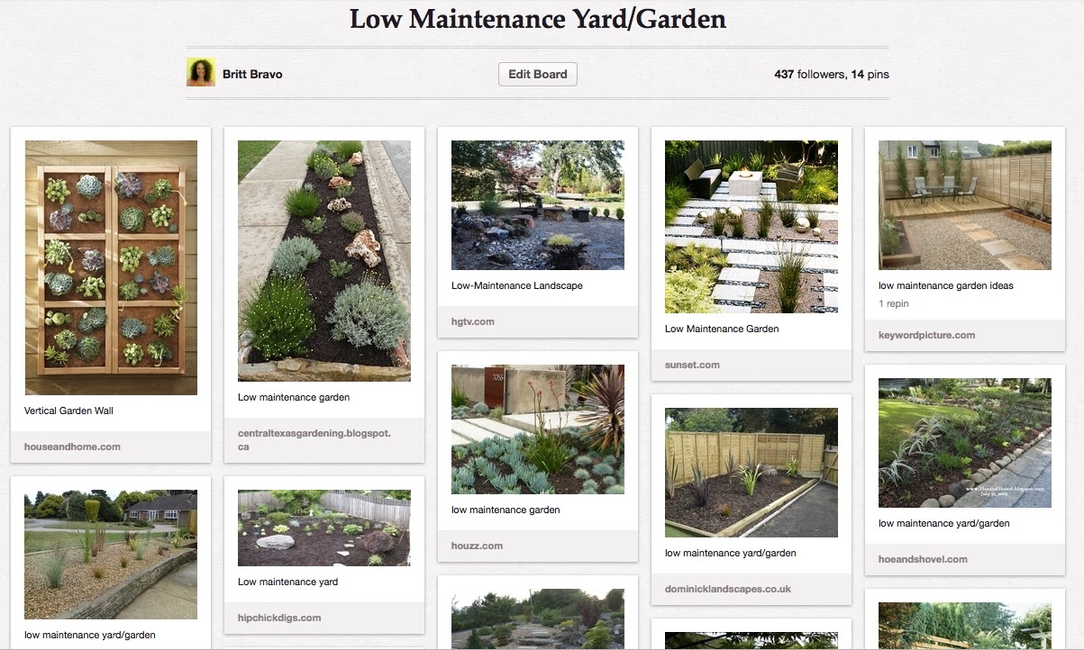 Have Fun • Do Good: Garden Ideas Needed: Low Water, Low ...