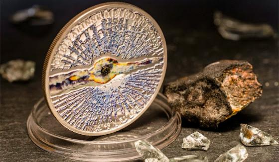 """Ο μετεωρίτης του Τσελιάμπινσκ περιέχει """"μήνυμα του Θεού"""""""