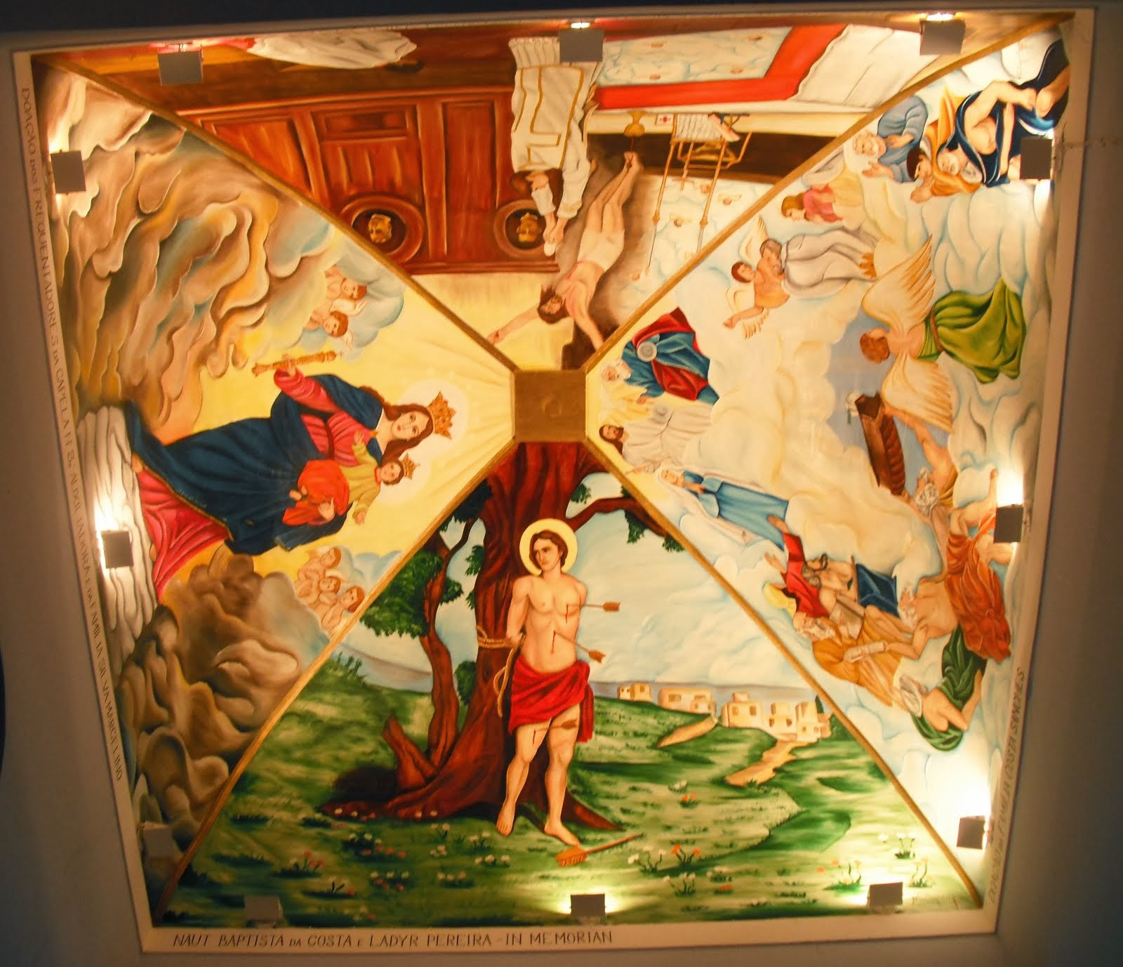Pintura Sacras e Religiosas