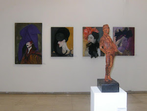 """Colecção """"Chapeus"""" - Maio de 2012"""