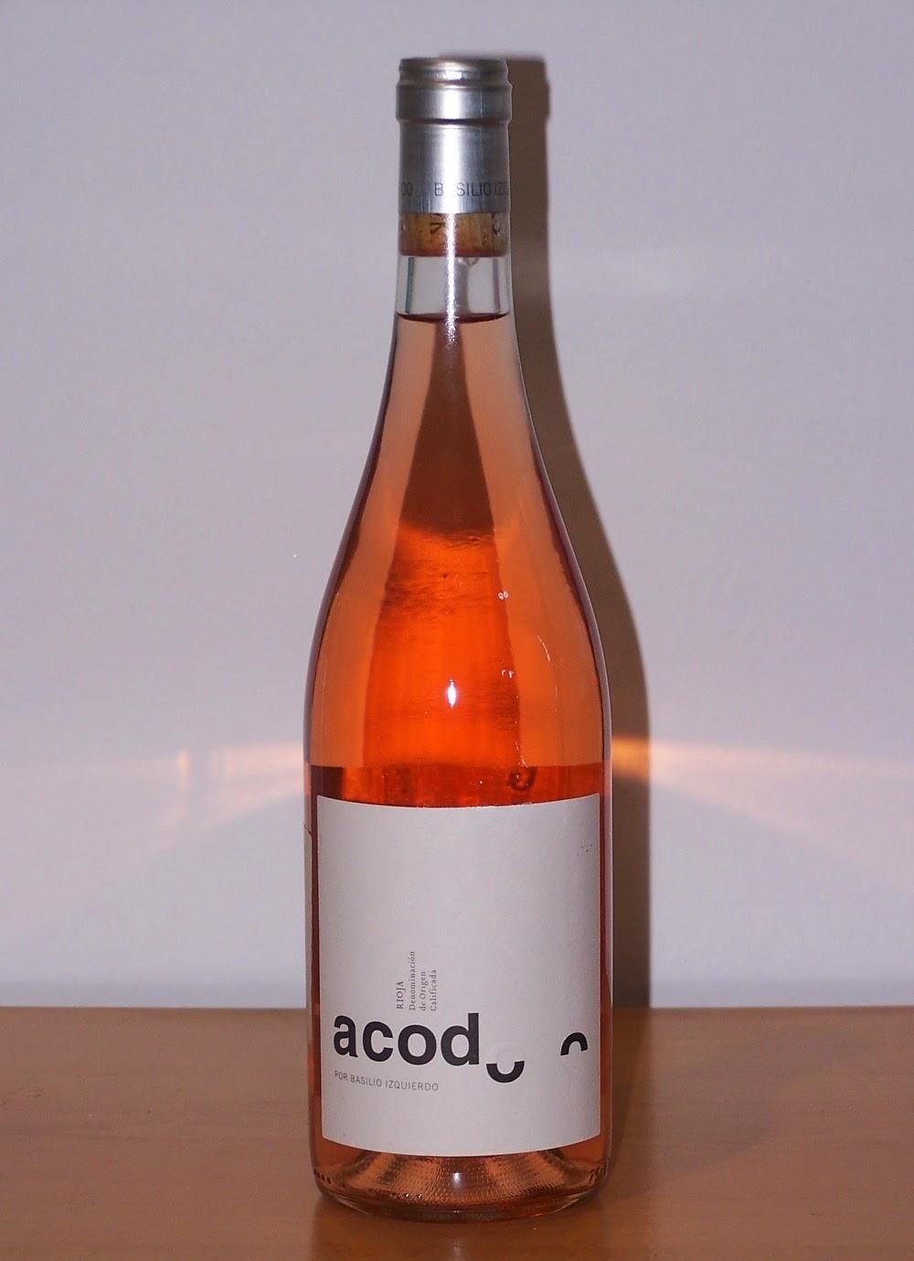 Acodo Rosado 2011, D.o.c Rioja
