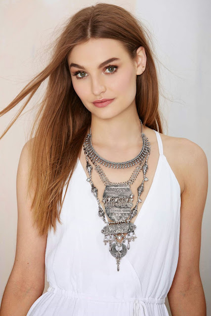 Amanti Tiered Necklace