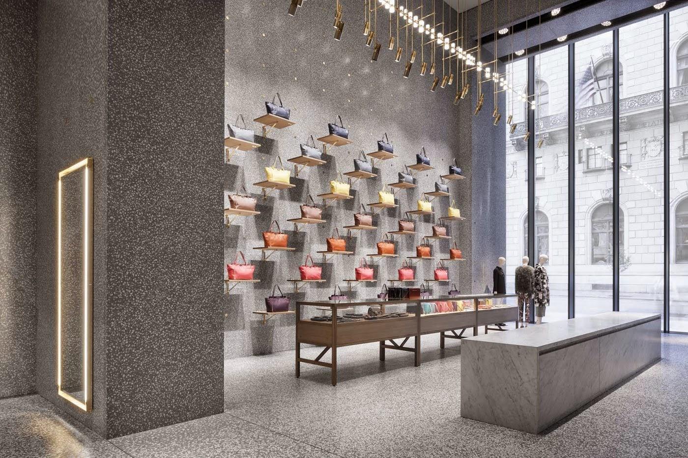 Valentino Flagship Store, Nueva York, por David Chipperfield