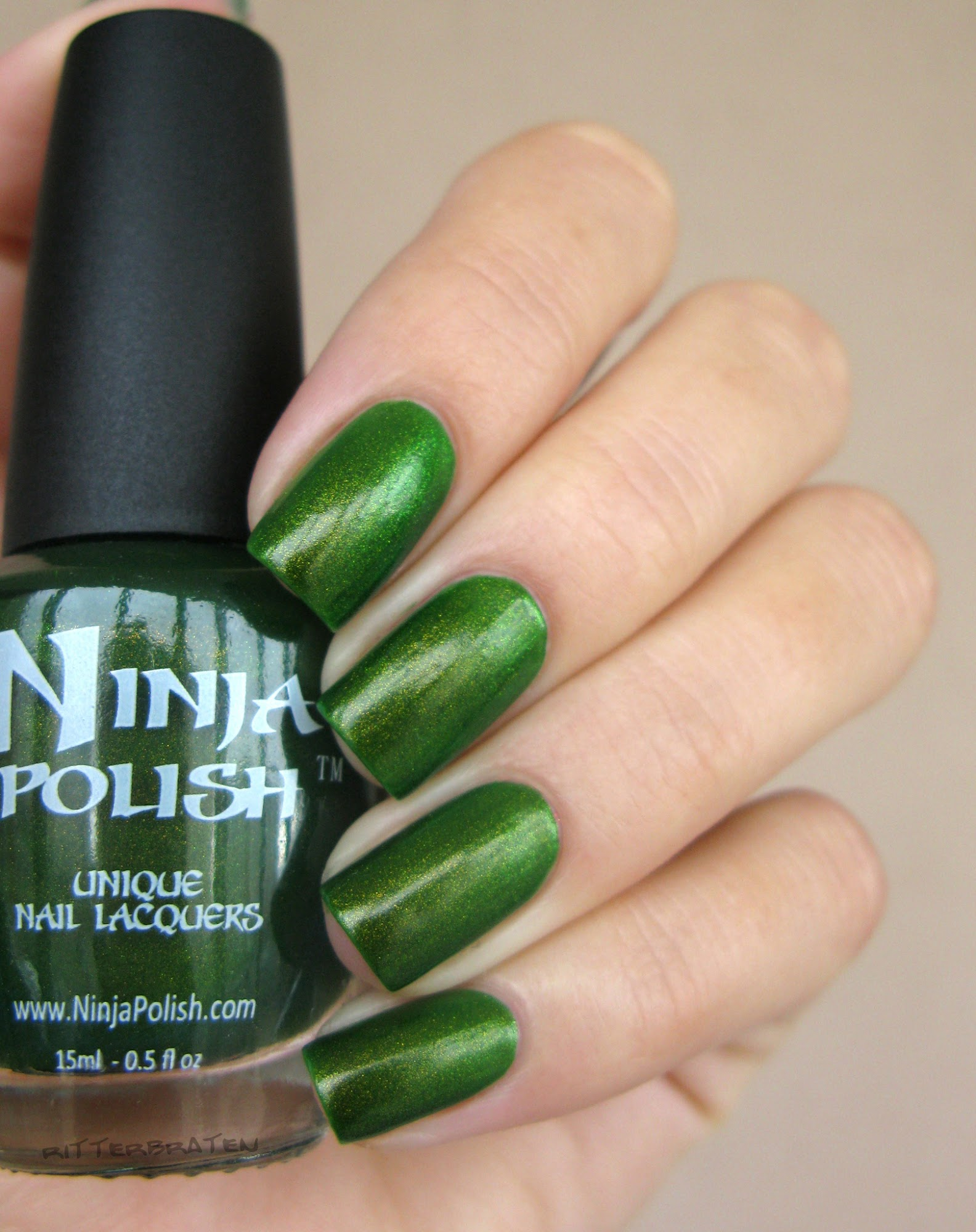 Ninja polish Shillelagh