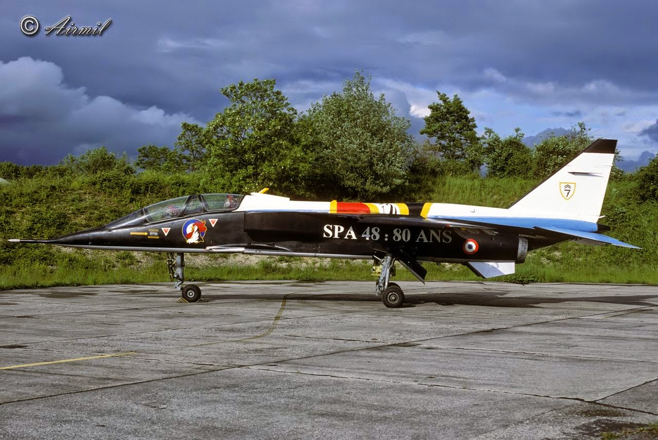 80 ans SPA 31 et SPA 48