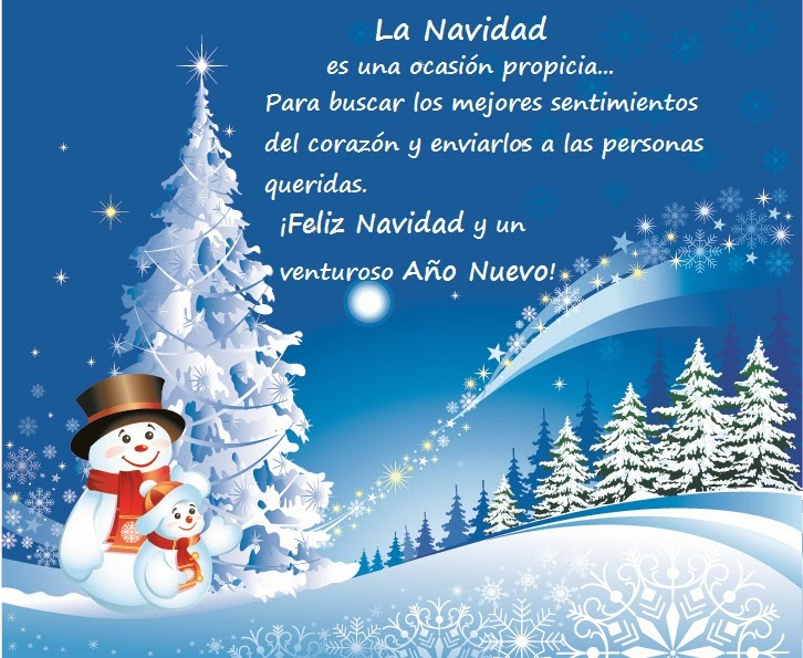 Banco de Imagenes y fotos gratis Tarjetas de Navidad con Frases