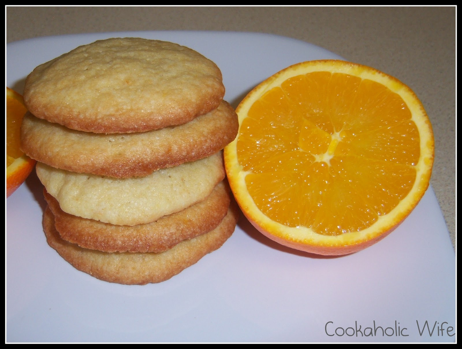 orange cookies orange honey cookies orange drop cookies ii recipe