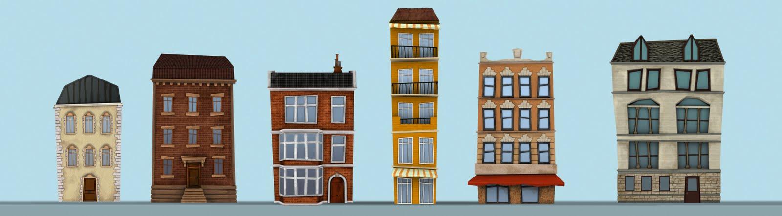 celine vivier freelance infographiste 2d 3d lyon neighbors vue block. Black Bedroom Furniture Sets. Home Design Ideas
