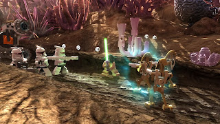 LEGO Star Wars 3 The Clone Wars Completo