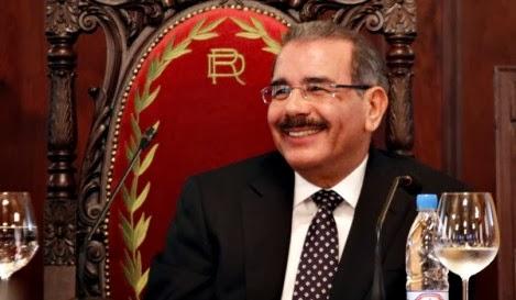 Informe coloca a Danilo Medina como el presidente mejor valorado AL