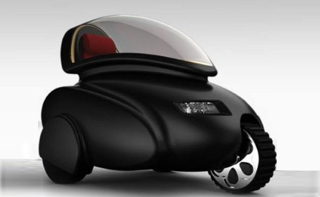 Future of Indian Automobiles – The In-Rapido concept