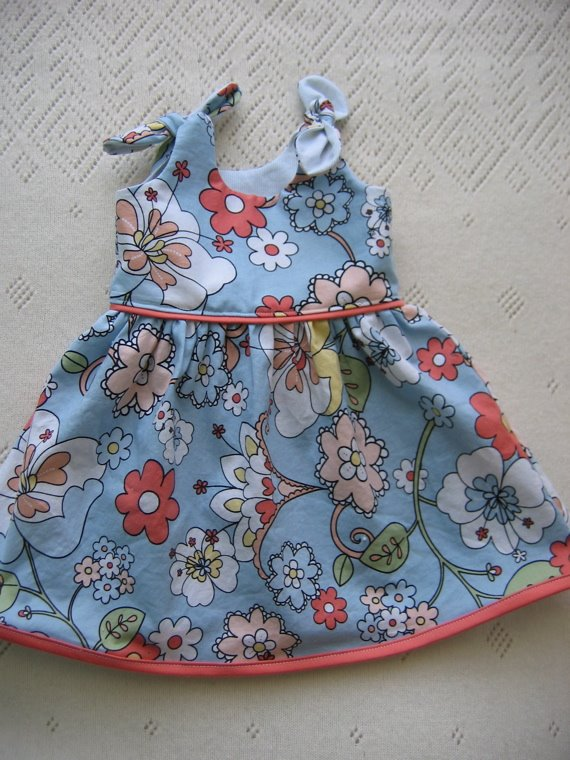 dress1 Baby Girl Sewing Patterns