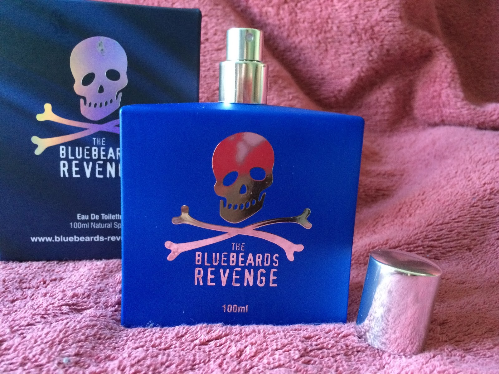 The Bluebeards Revenge Eau De Toilette