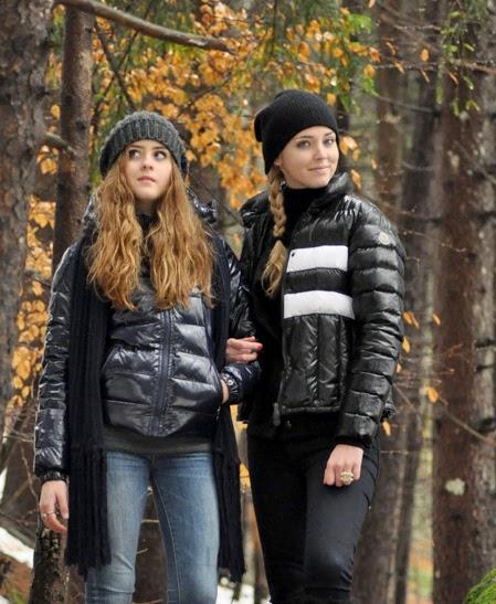Moncler naisten takit