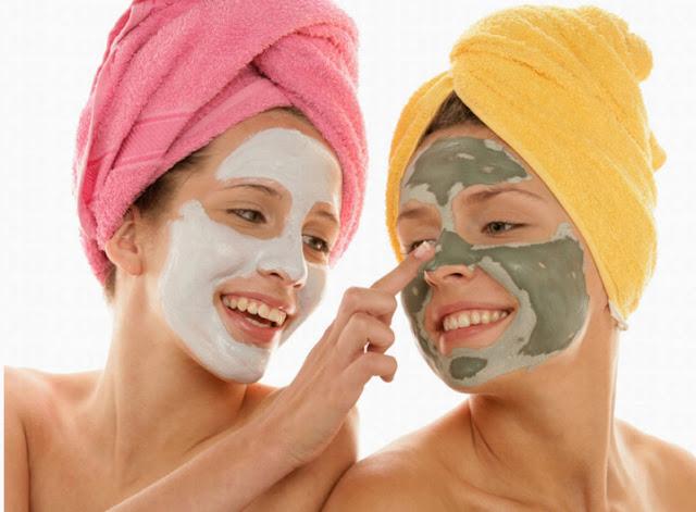 Tự chế mặt nạ dưỡng trắng da cho từng loại da