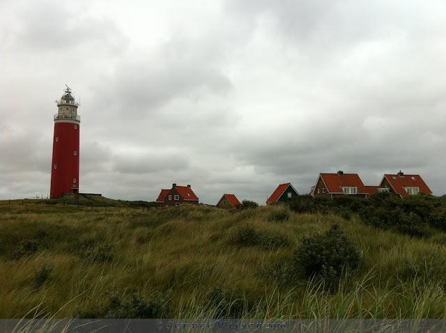 Vuurtoren van Texel - Lighthouse on Texel