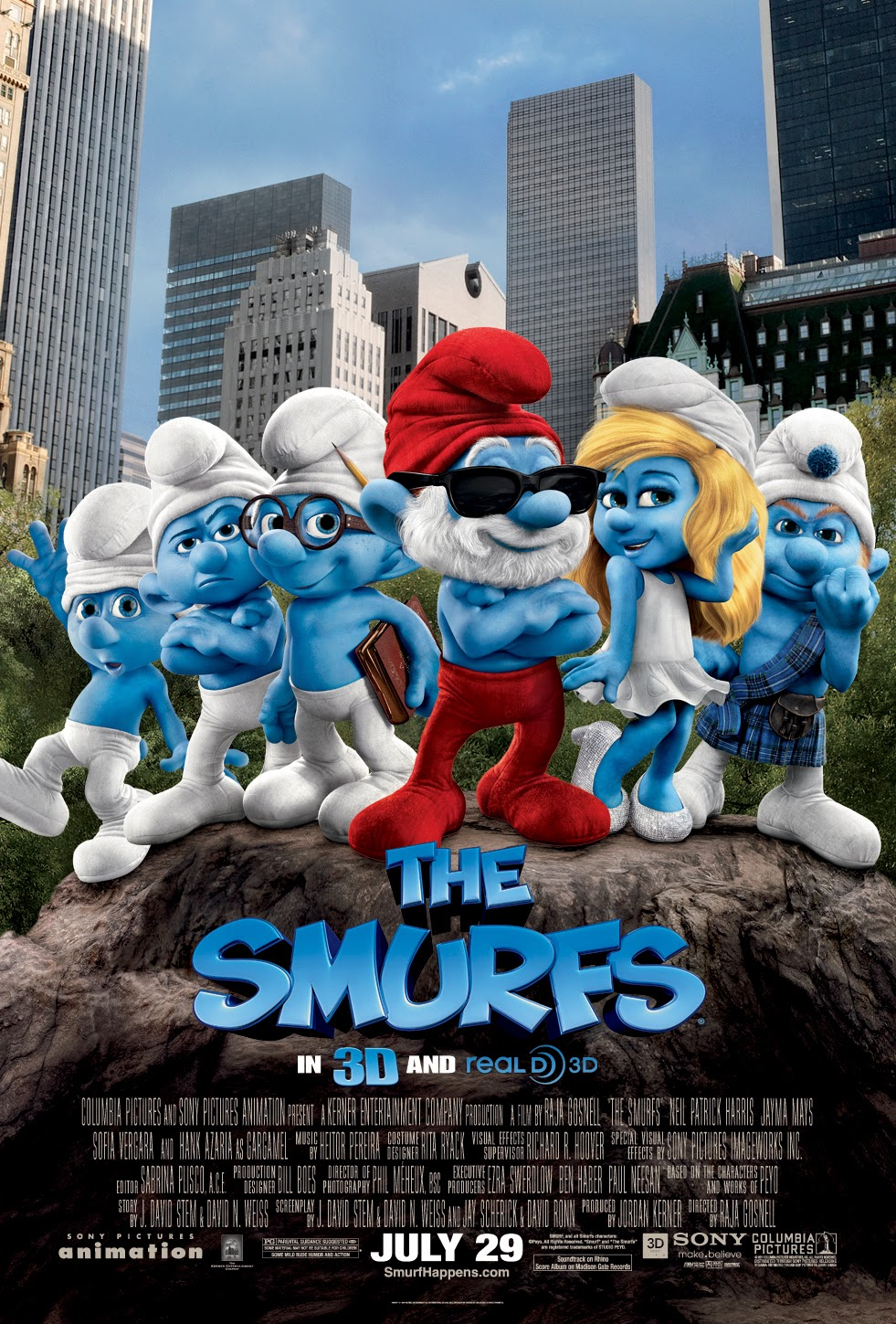 The Smurfs 2 - Download and watch free online hd movies 2016