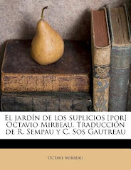 "Traduction espagnole du ""Jardin des supplices"", Nabu Press, 2011"