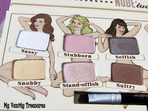 theBalm Nude Tude Eyeshadow