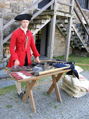Fort Ticonderoga Highlights Role of 1759 Indian Agent