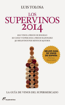 GUIA SUPERVINOS 2014