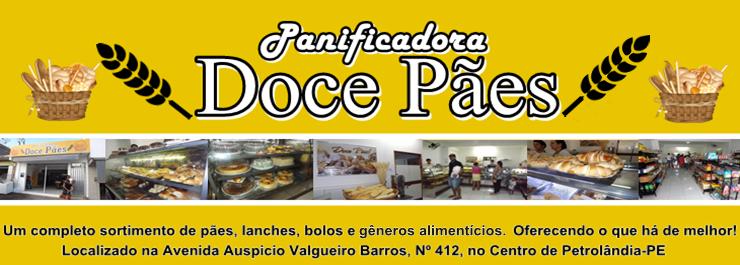 PANIFICADORA DOCE PÃES
