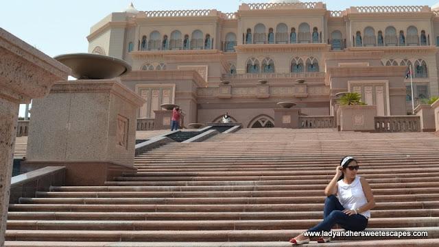 Emirates Palace, Abu Dhabi's 7-star Hotel