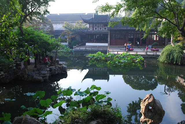 The Lingering Garden in Suzhou