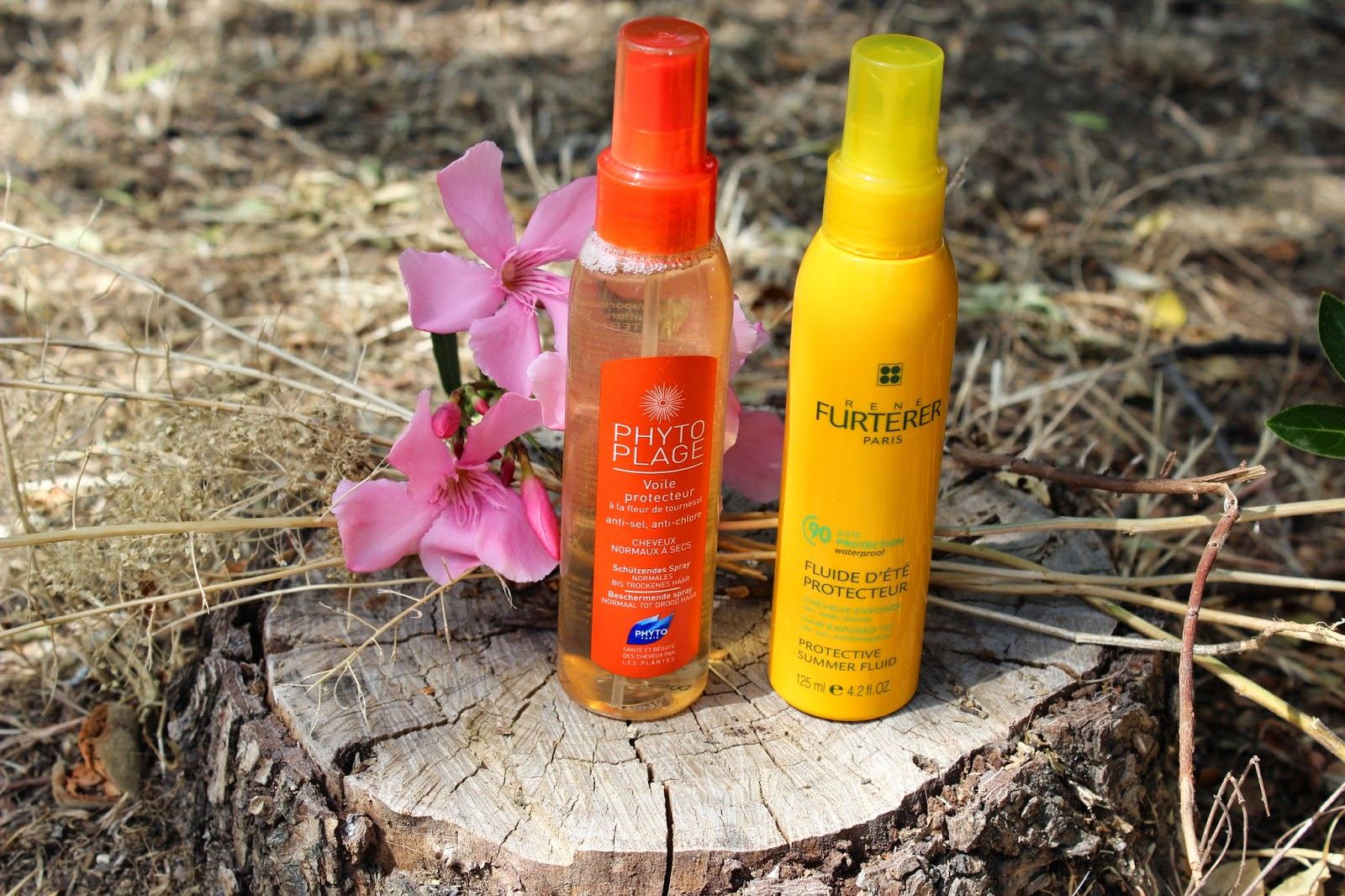 phyto, phyto plage, René Furterer, protection cheveux, protection solaire, capillaire